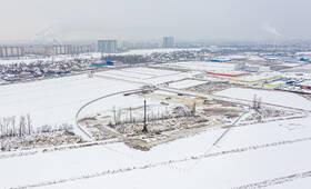 ЖК «Город Первых»: ход строительства