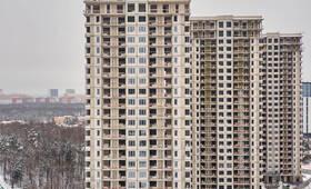 ЖК «Одинград»: ход строительства корпуса №1