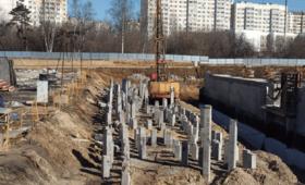 ЖК «Первый Лермонтовский»: ход строительства корпуса №2