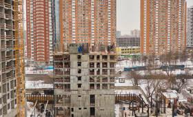 ЖК «TopHILLS»: ход строительства корпуса №3