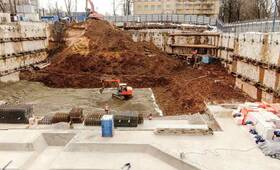 ЖК «Eniteo»: ход строительства