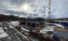 ЖК «Аквилон Митино»: ход строительства