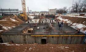 ЖК «Второй Нагатинский»: ход строительства