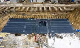 ЖК «Новохохловская 15»: ход строительства корпуса №2