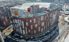 ЖК «Румянцево–Парк»: ход строительства дома №1