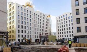 МФК «Titul на Серебрянической»: ход строительства