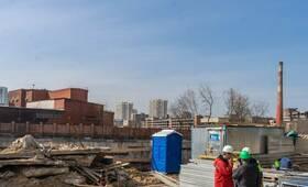 ЖК «Клубный дом Noble»: ход строительства