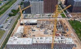 ЖК «Белая Дача парк»: ход строительства корпуса №8.2