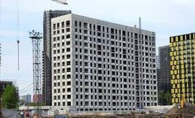 ЖК «Nagatino i-Land»: ход строительства