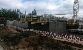 МЖК «Любоград»: ход строительства корпуса №1