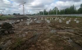 МЖК «Любоград»: ход строительства корпуса №3