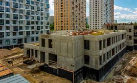 ЖК «Дальневосточный 15»: ход строительства детского сада