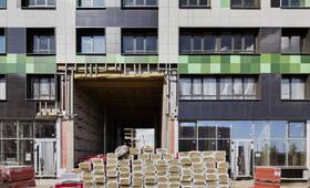 ЖК «Урбанист»: ход строительства корпуса №1