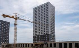 ЖК «Бутово парк 2»: ход строительства корпуса №20-22.3