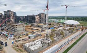 ЖК «VESNA»: ход строительства корпуса №2