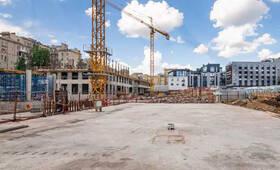 МФК «SLAVA»: ход строительства