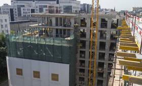 ЖК «Turgenev»: ход строительства