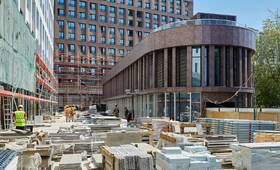 ЖК «Shome»: ход строительства