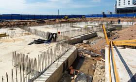 ЖК «Аквилон ZALIVE»: ход строительства