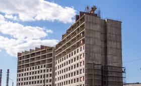 Апарт-отель «Kirovsky Avenir»: ход строительства