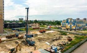 ЖК «Кудровский парк»: ход строительства
