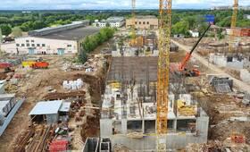 ЖК «Бригантина»: ход строительства корпуса №6