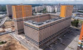 ЖК «Жулебино парк»: ход строительства корпуса №4.2