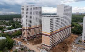 ЖК «Кузьминский лес»: ход строительства корпуса №3-4