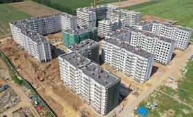 ЖК Миниполис «Дивное»: ход строительства