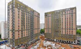 ЖК «Балтийский»: ход строительства