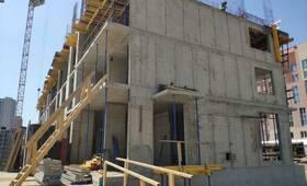 ЖК «Аквилон Beside»: ход строительства