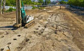 Апарт-отель «Измайловский парк»: ход строительства