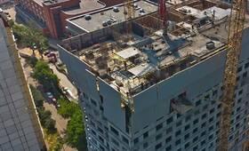 ЖК «AFI Tower»: ход строительства