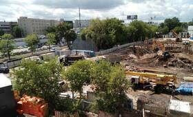 Апарт-отель «Сокольнический Вал 1»: ход строительства