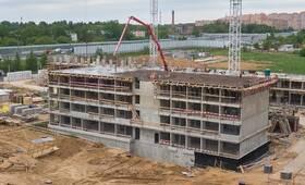 ЖК «VESNA»: ход строительства корпуса №4.2