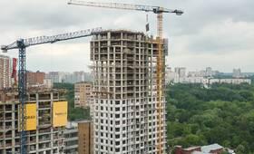 ЖК «TopHILLS»: ход строительства корпуса №5