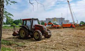ЖК «Южные сады»: ход строительства