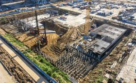 ЖК «Holland park»: ход строительства корпуса №12