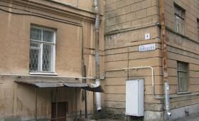 ЖК «Швецова 4»: дом до начала работ