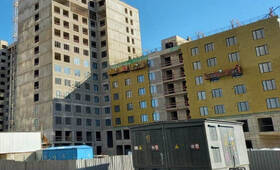 Апарт-отель «IN2IT»: ход строительства