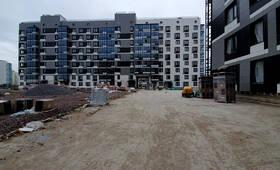 ЖК «Жемчужная гавань»: ход строительства корпуса №3