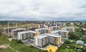 ЖК «UP-квартал «Пушкинский»: ход строительства