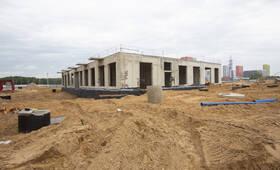 ЖК «Саларьево парк»: ход строительства корпуса №49