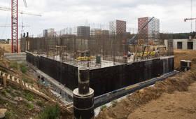 ЖК «Саларьево парк»: ход строительства корпуса №50
