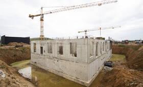 ЖК «Саларьево парк»: ход строительства корпуса №51
