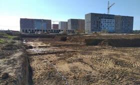 ЖК «Середневский лес»: ход строительства корпуса №1.1