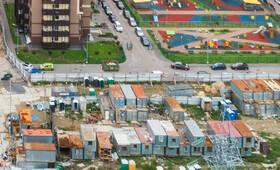 ЖК «UP-квартал «Московский»: ход строительства