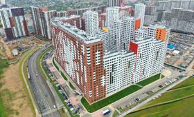 ЖК «Румянцево–Парк»: ход строительства