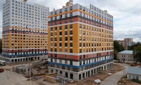 ЖК «Жулебино парк»: ход строительства корпуса №11