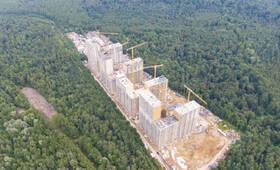 ЖК «Сказочный лес»: ход строительства
